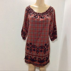 Ivy Jane plaid dress